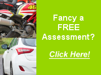 Learn about SkillShare - our FREE Driving or Riding Assessment